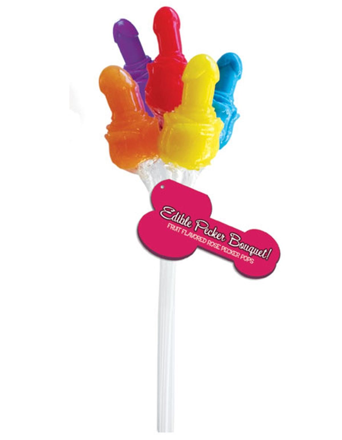 Pecker Candy Bouquet Suckers