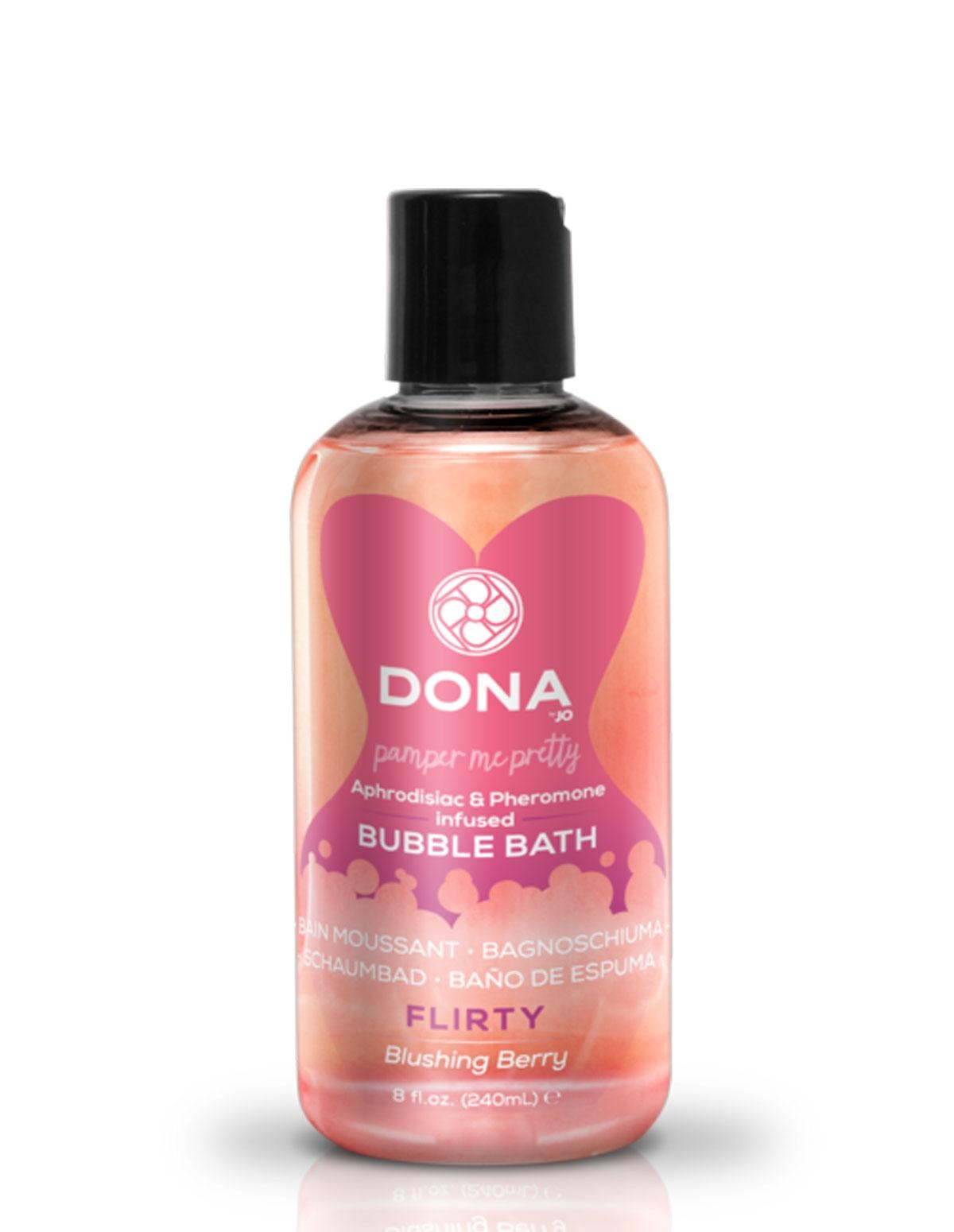 Pamper Me Pretty Flirty Bubble Bath