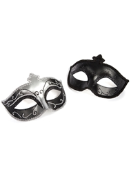 Fifty Shades of Grey Masquerade Mask (Twin Pack)