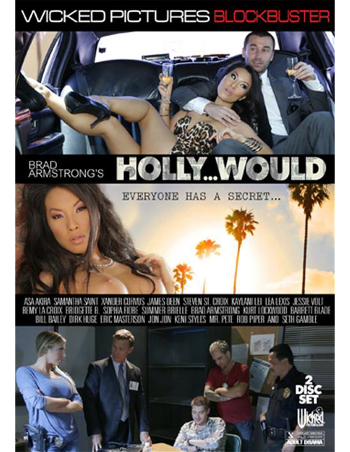 Holly...Would 2-Disc Feature Dvd