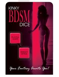 KINKY BDSM DICE GAME