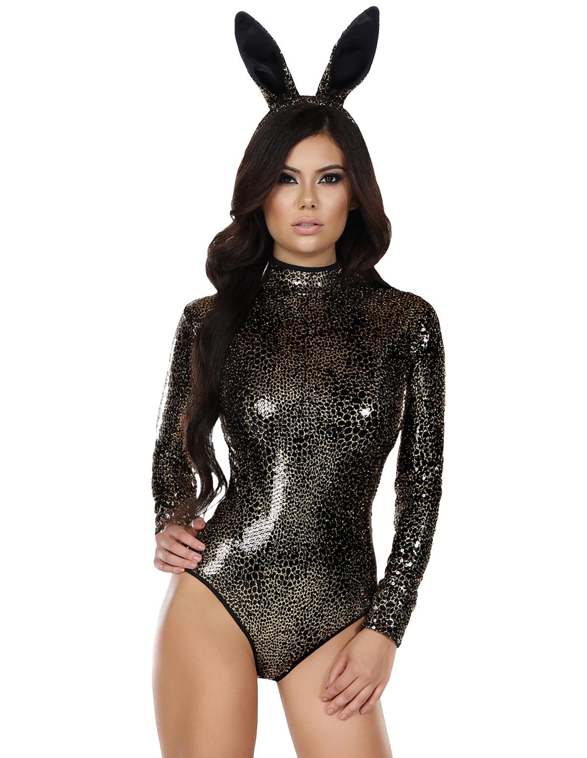 Lux Bunny Costume