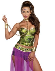 SLAVE PRINCESS COSTUME