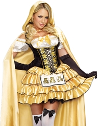 GOLDILOCKS COSTUME