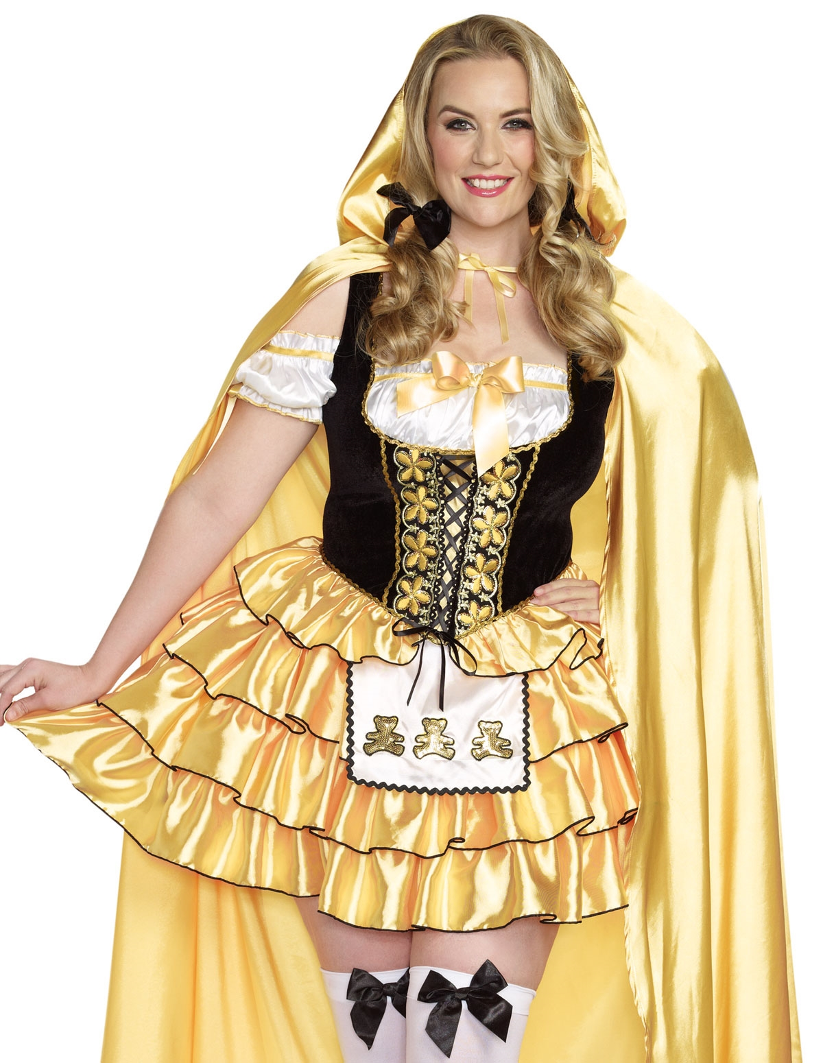 Goldilocks Costume - Plus