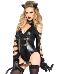 FETISH FELINE COSTUME