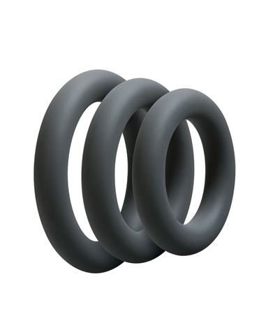 OPTIMALE 3 C-RING SET THICK SILICONE