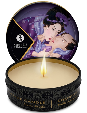 MINI MASSAGE CANDLE - EXOTIC FRUITS