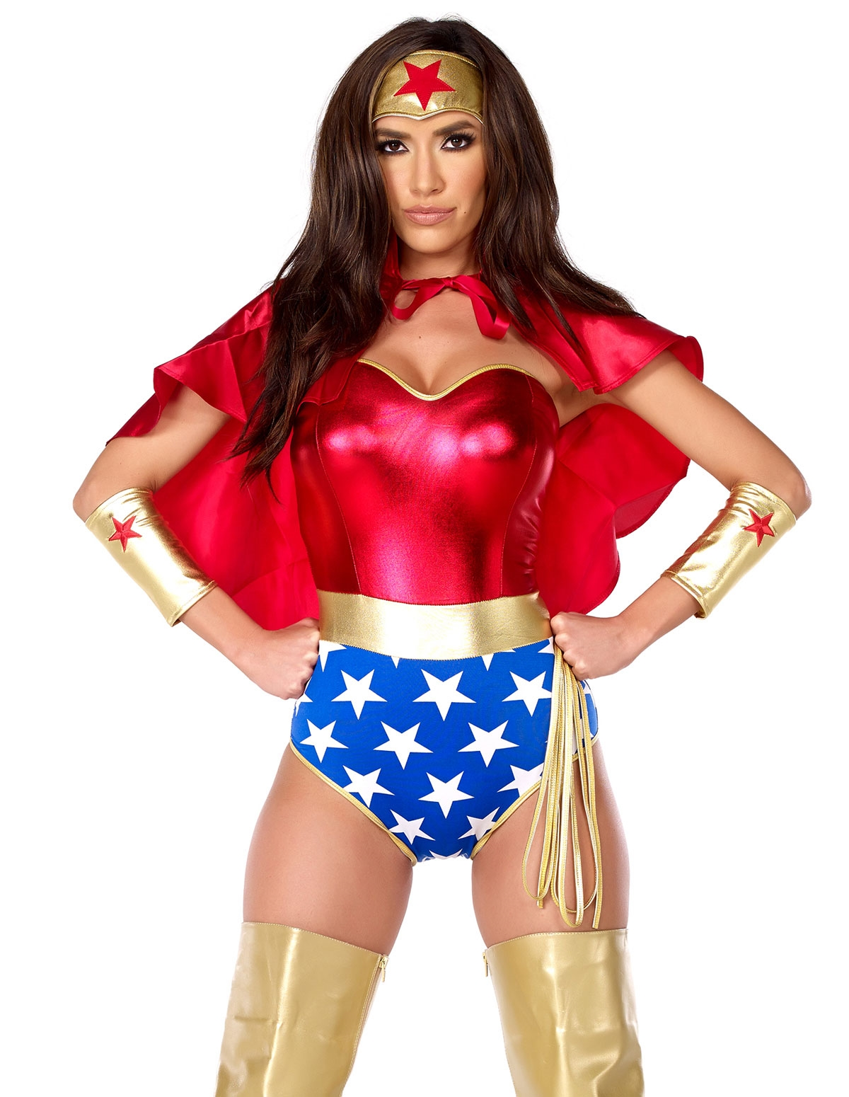 Super Seductress Costume