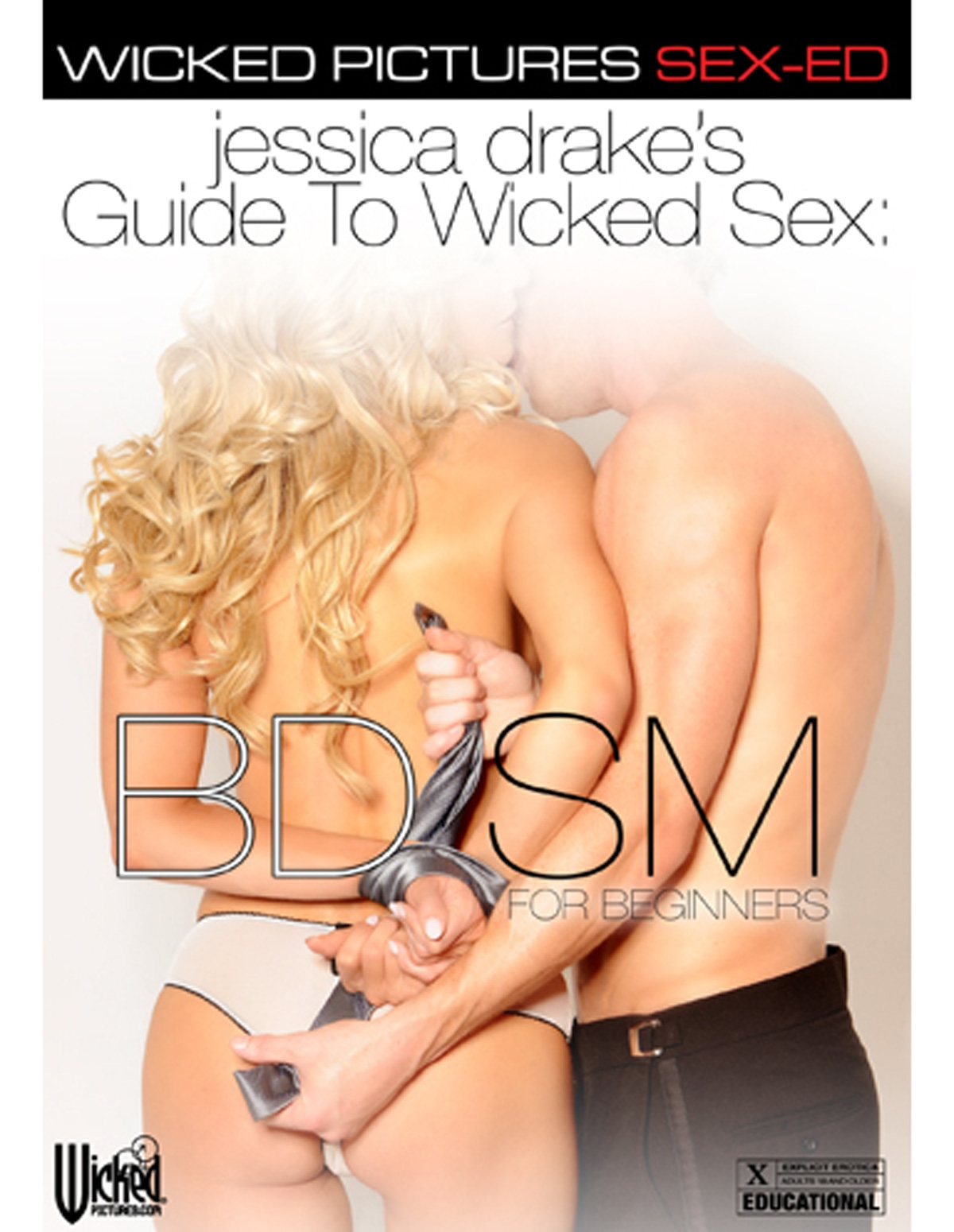 Jessica Drakes Bdsm For Beginners Dvd