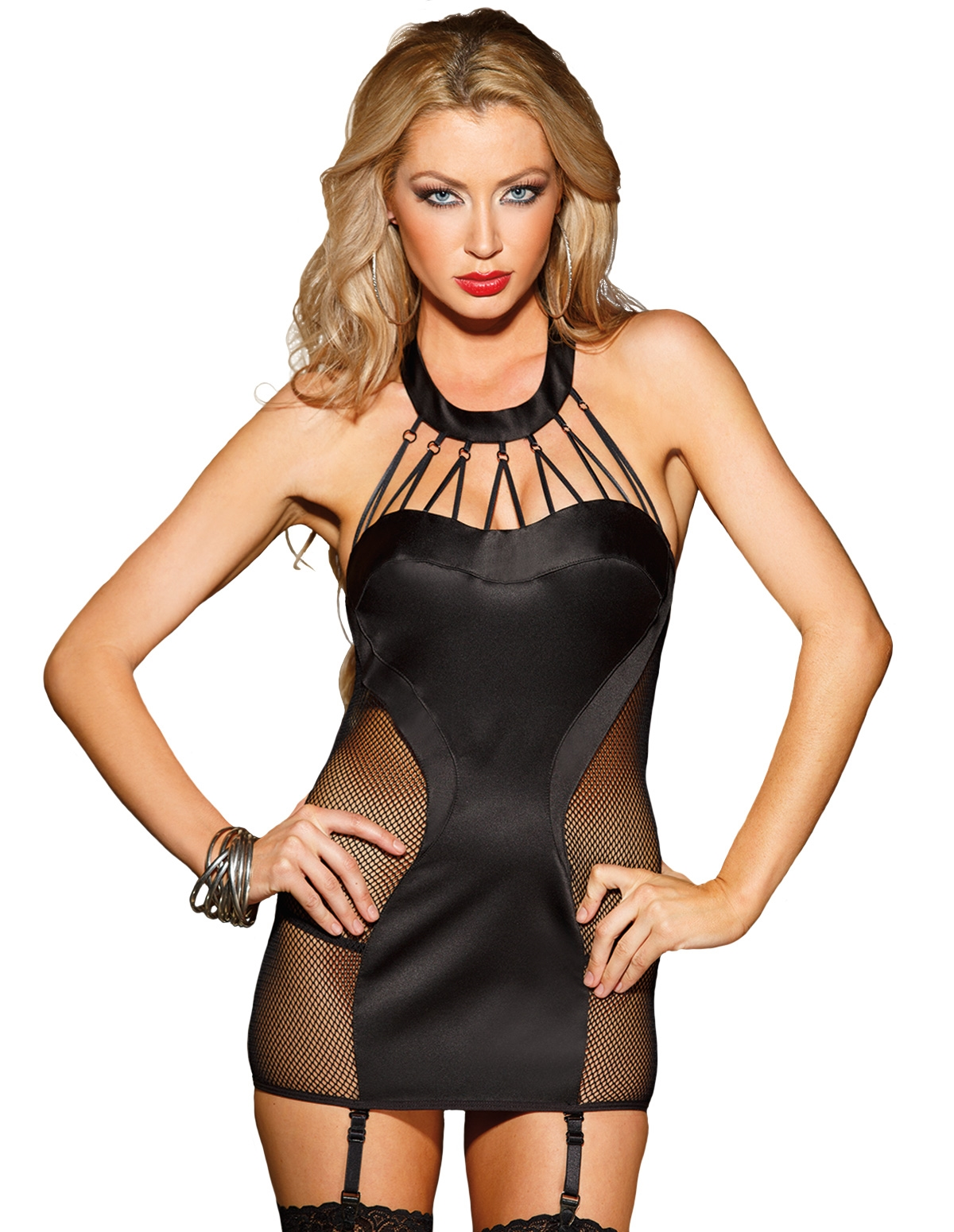 Wicked Sexy Chemise