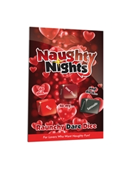 NAUGHTY NIGHTS DICE GAME