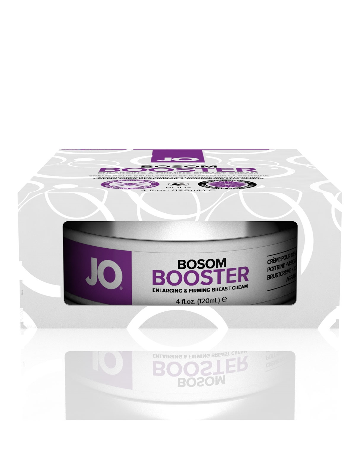 Bosom Booster Cream 4 Oz