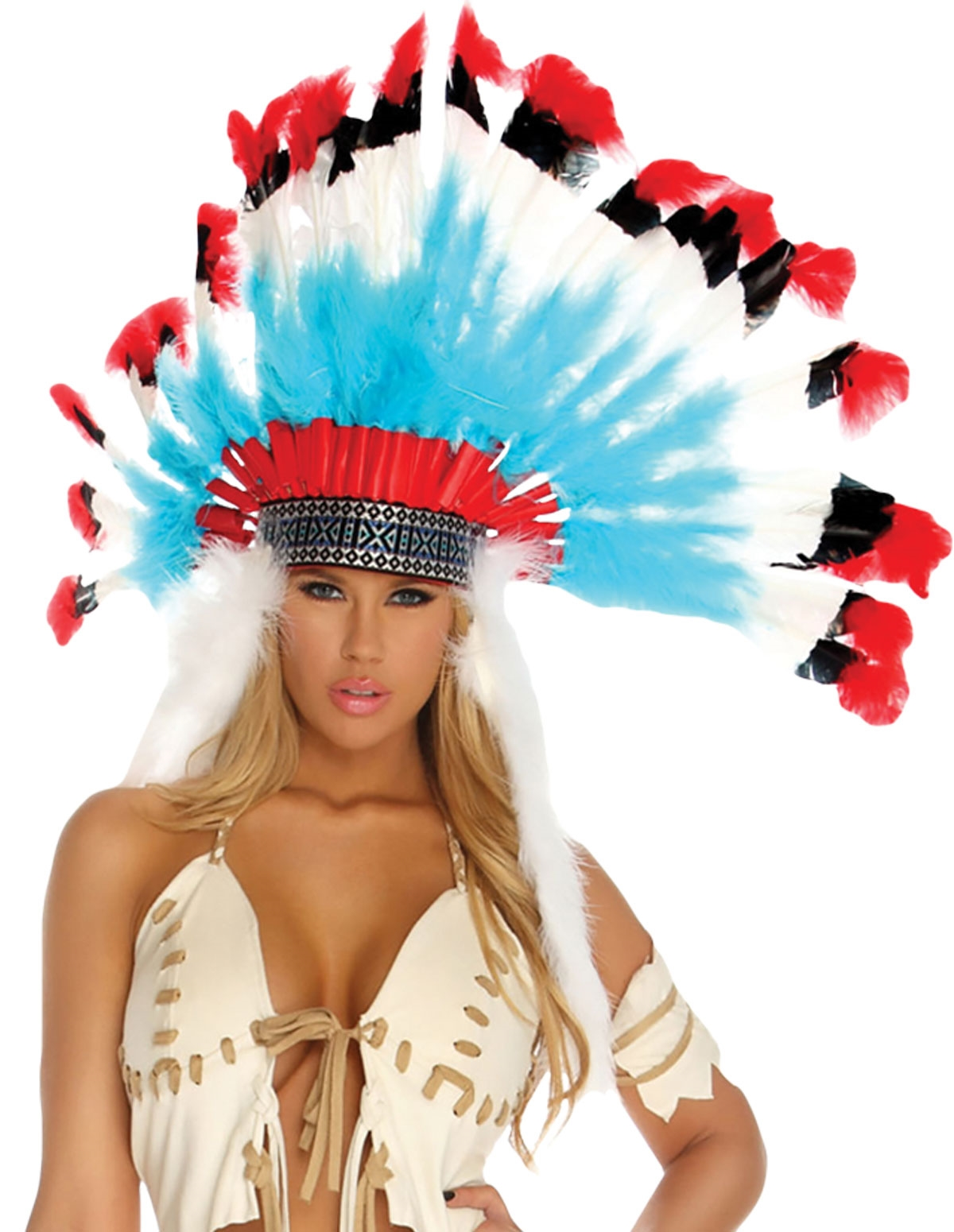 Classic Native Headdress