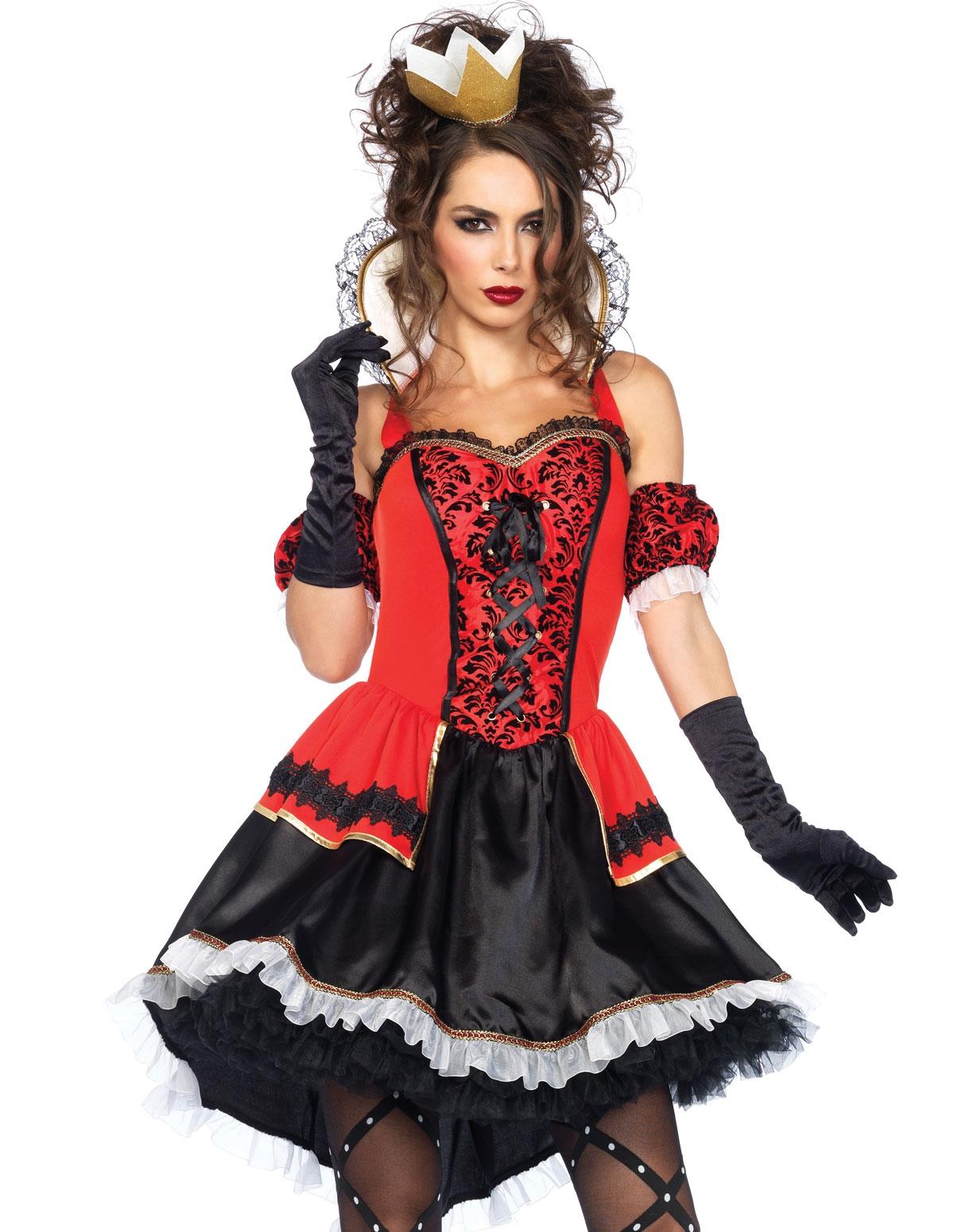 Royalty Queen Costume