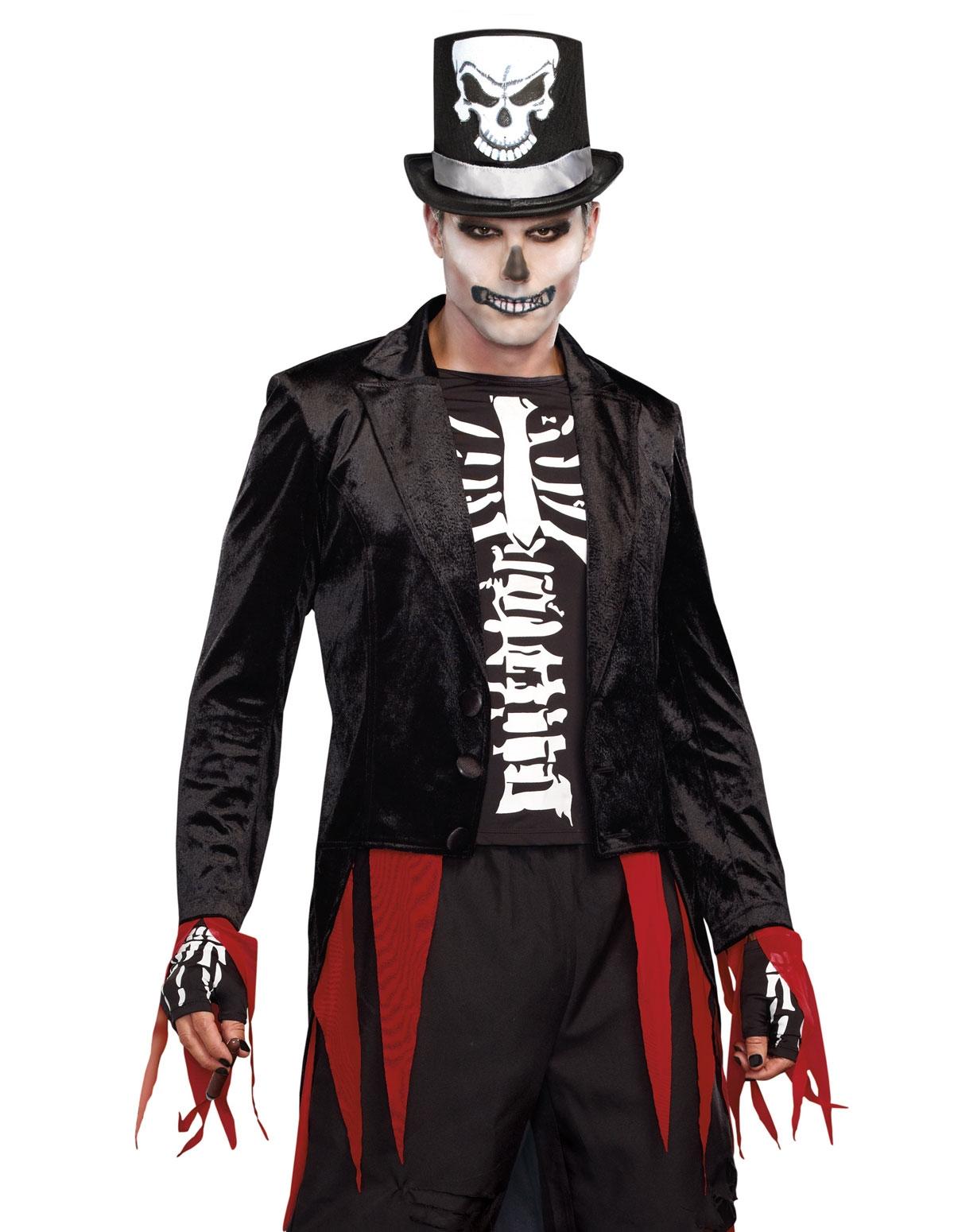 Mr. Bones Costume