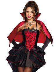 TO DIE OVER VAMPIRE COSTUME