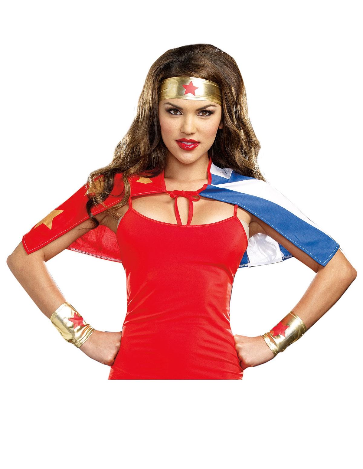 Super Hero Costume Kit