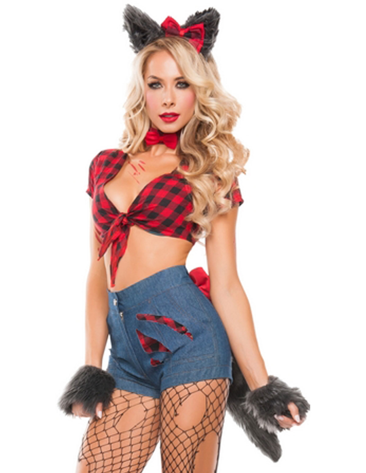 Sexy Hungry Werewolf Costume