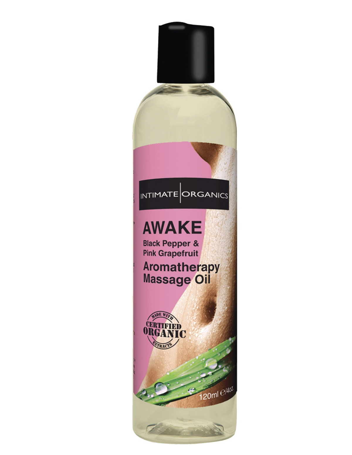 Awake Massage Oil 4 Oz