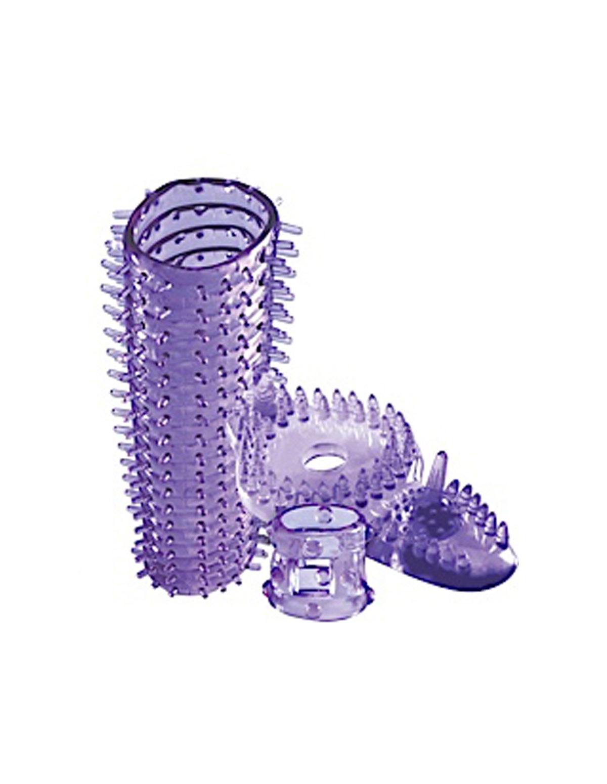 Purple Sleeve Kit