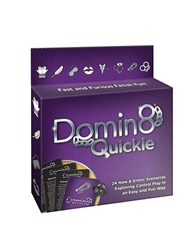 DOMIN8 QUICKIE GAME