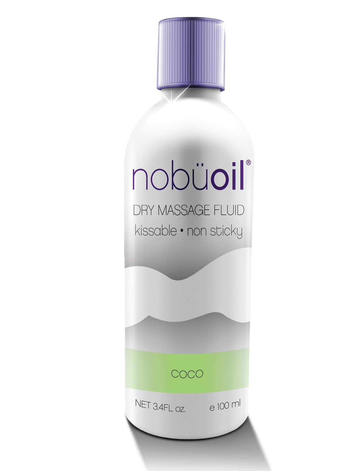 Nobu Premium Dry Massage Oil - Coco