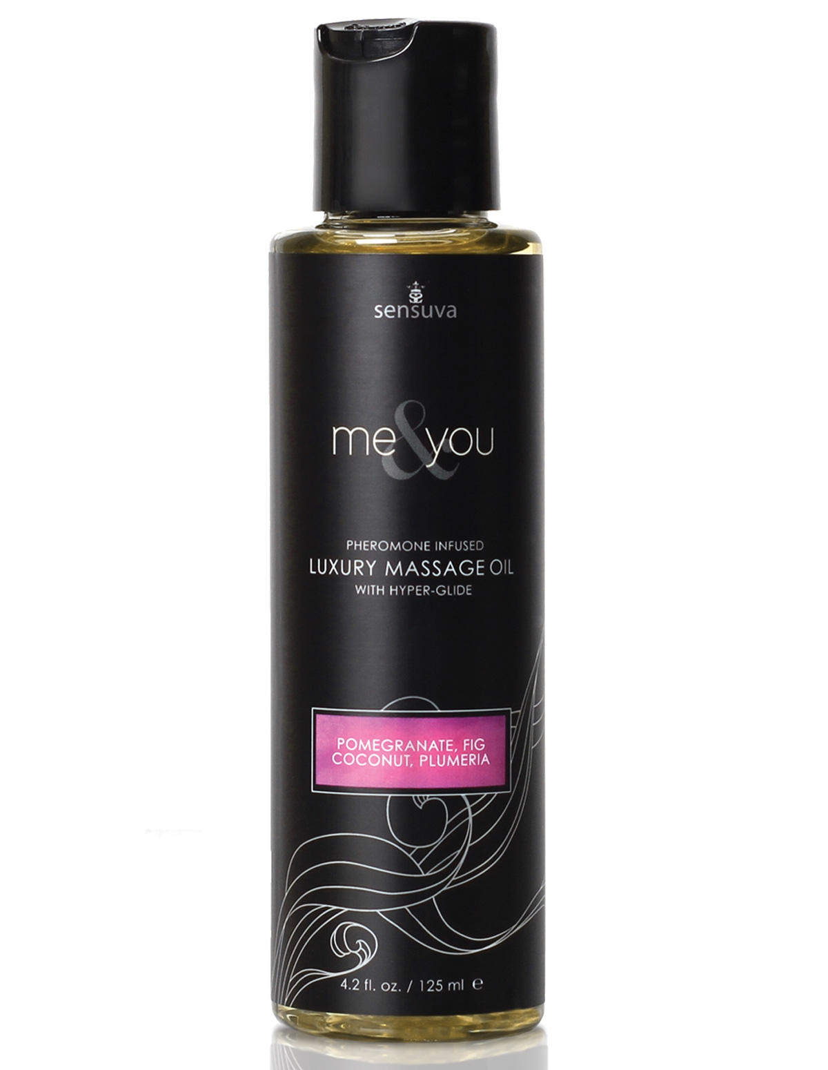 Me & You Massage Oil - Coconut & Plumeria