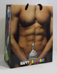 CUPCAKE SURPRISE HAPPY BIRTHDAY BAG