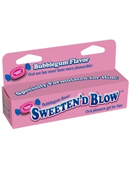 SWEETEN D BLOW - BUBBLE GUM