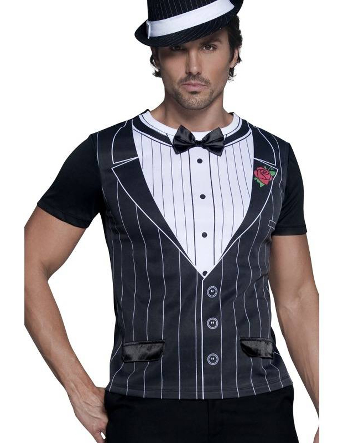 Gangster Shirt Costume