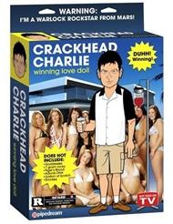 CRACKHEAD CHARLIE LOVE DOLL