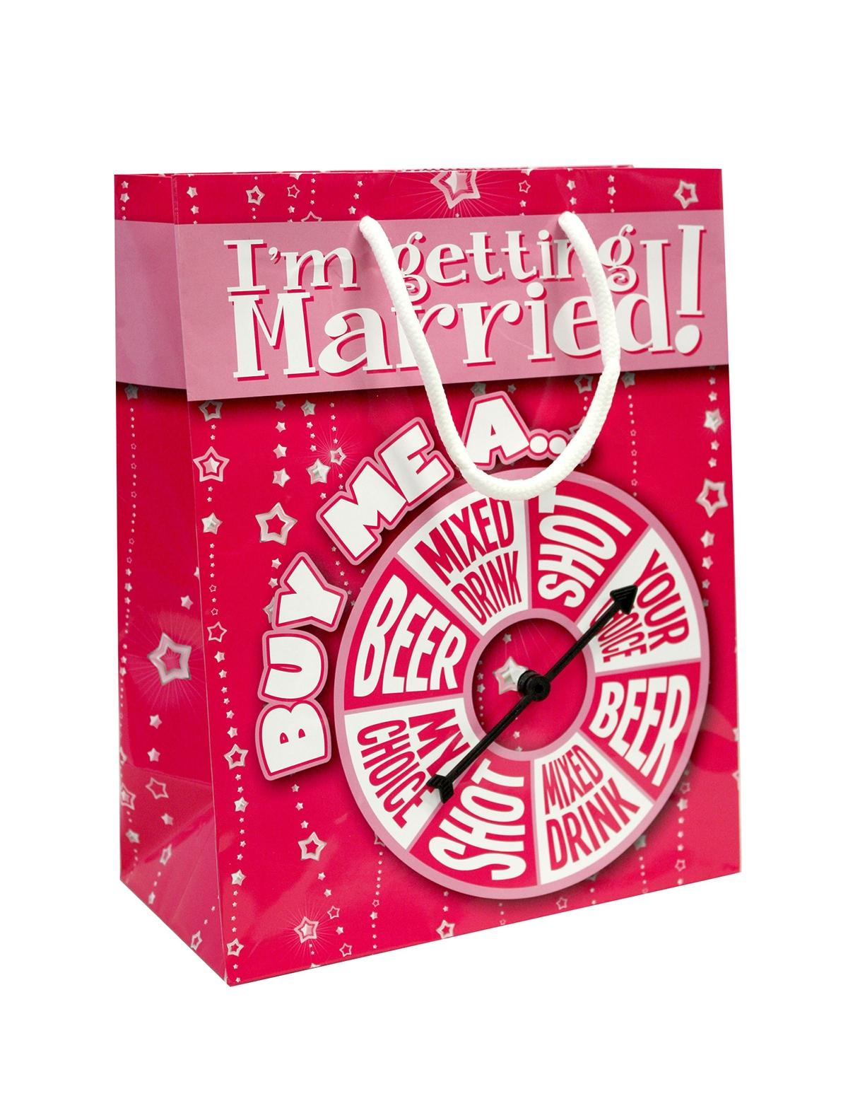 Spinner Gift Bag