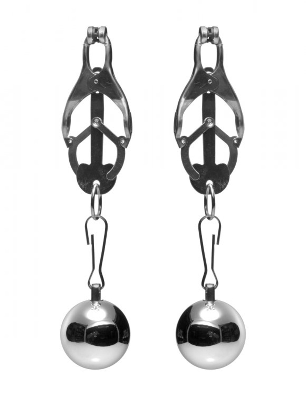 Master Series Deviants Nipple Clamps