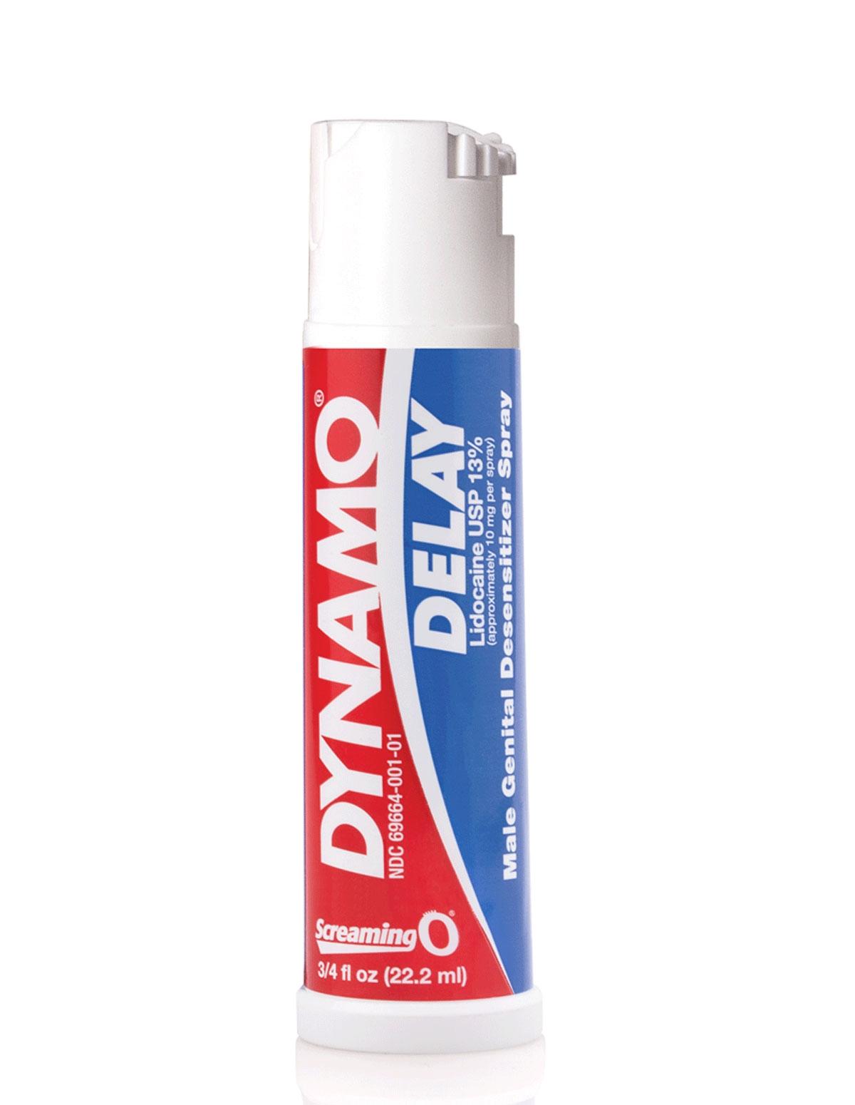 Screaming O Dynamo Delay For Men