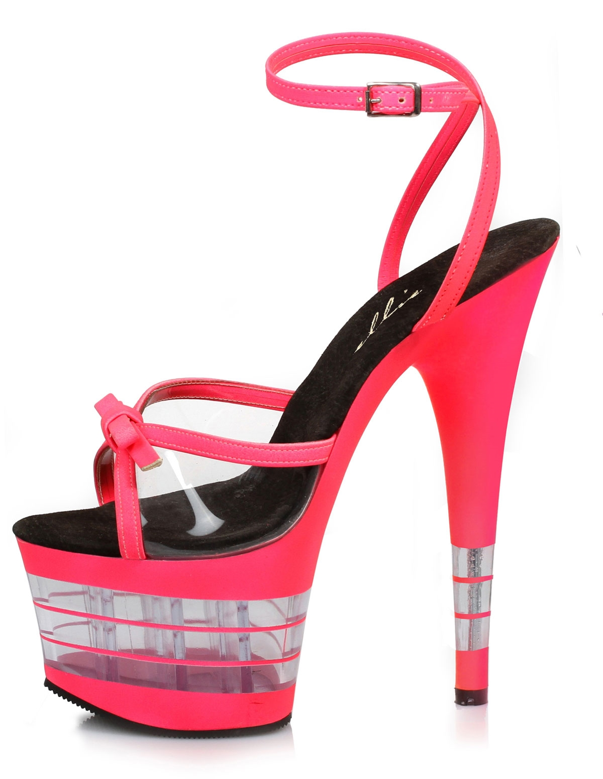 Degree 7 Inch Platform With Bow