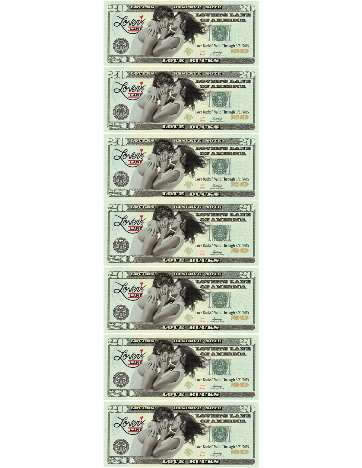 $140 Love Buck