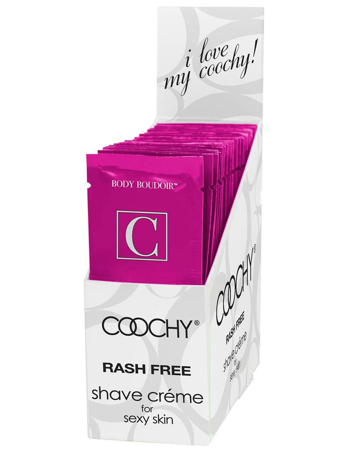Coochy Pear Berry .5 Oz Shaving Cream
