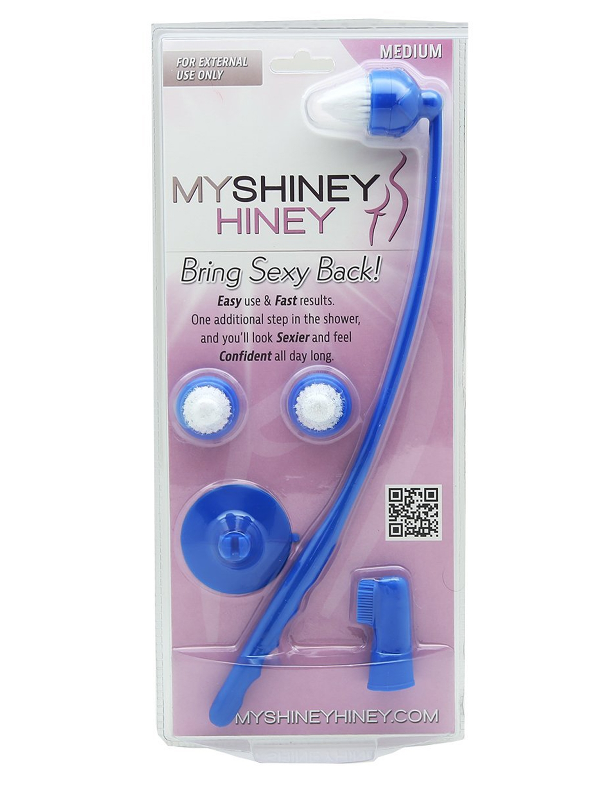 My Shiney Hiney Medium Applicator Brush