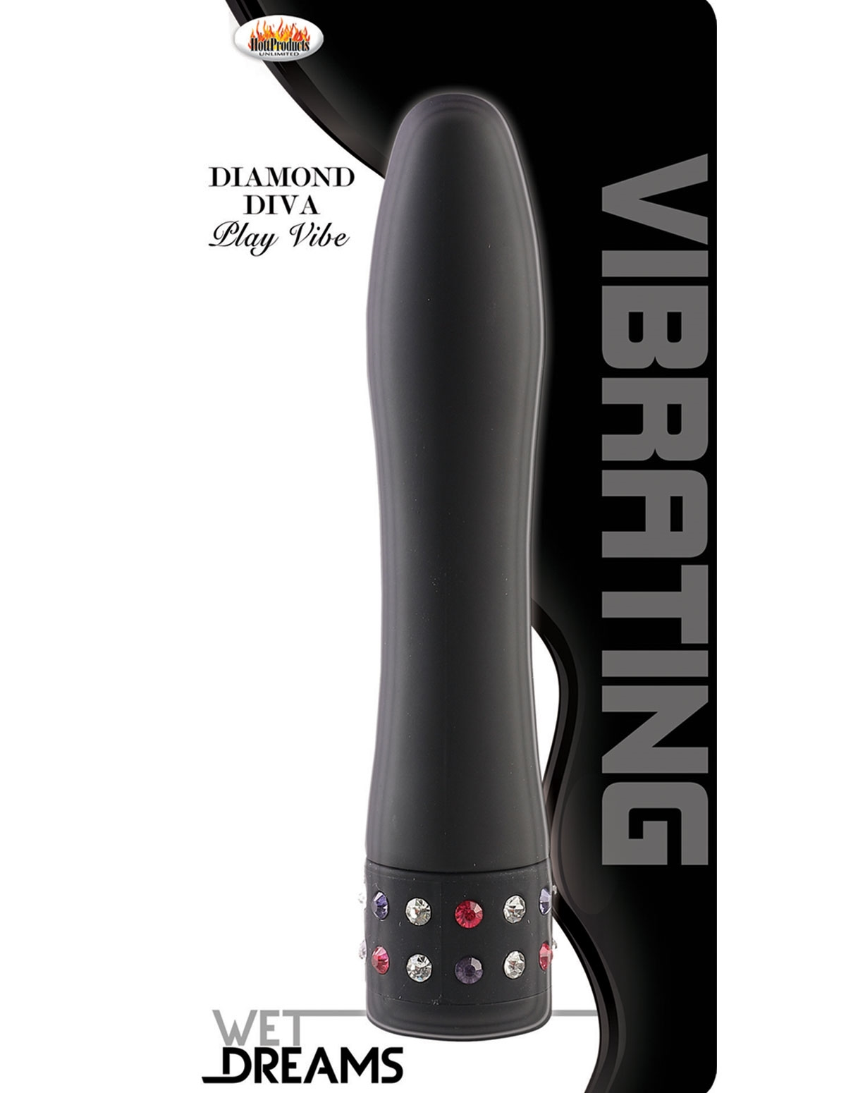Diamond Diva Vibrator