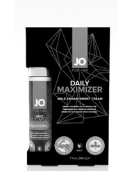 DAILY MAXIMIZER MALE ENHANCEMENT CREAM