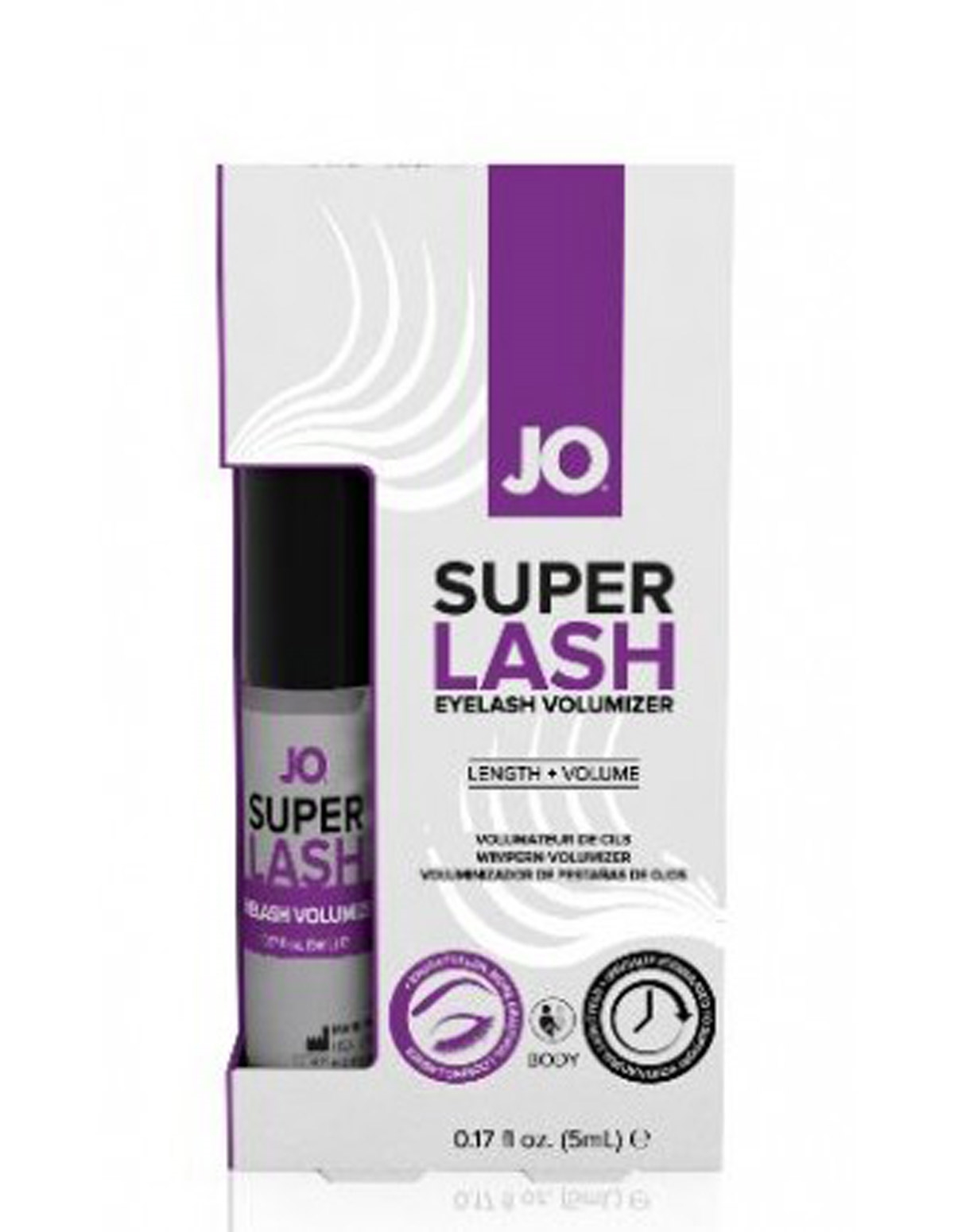 Super Lash Eyelash Volumizer 5Ml