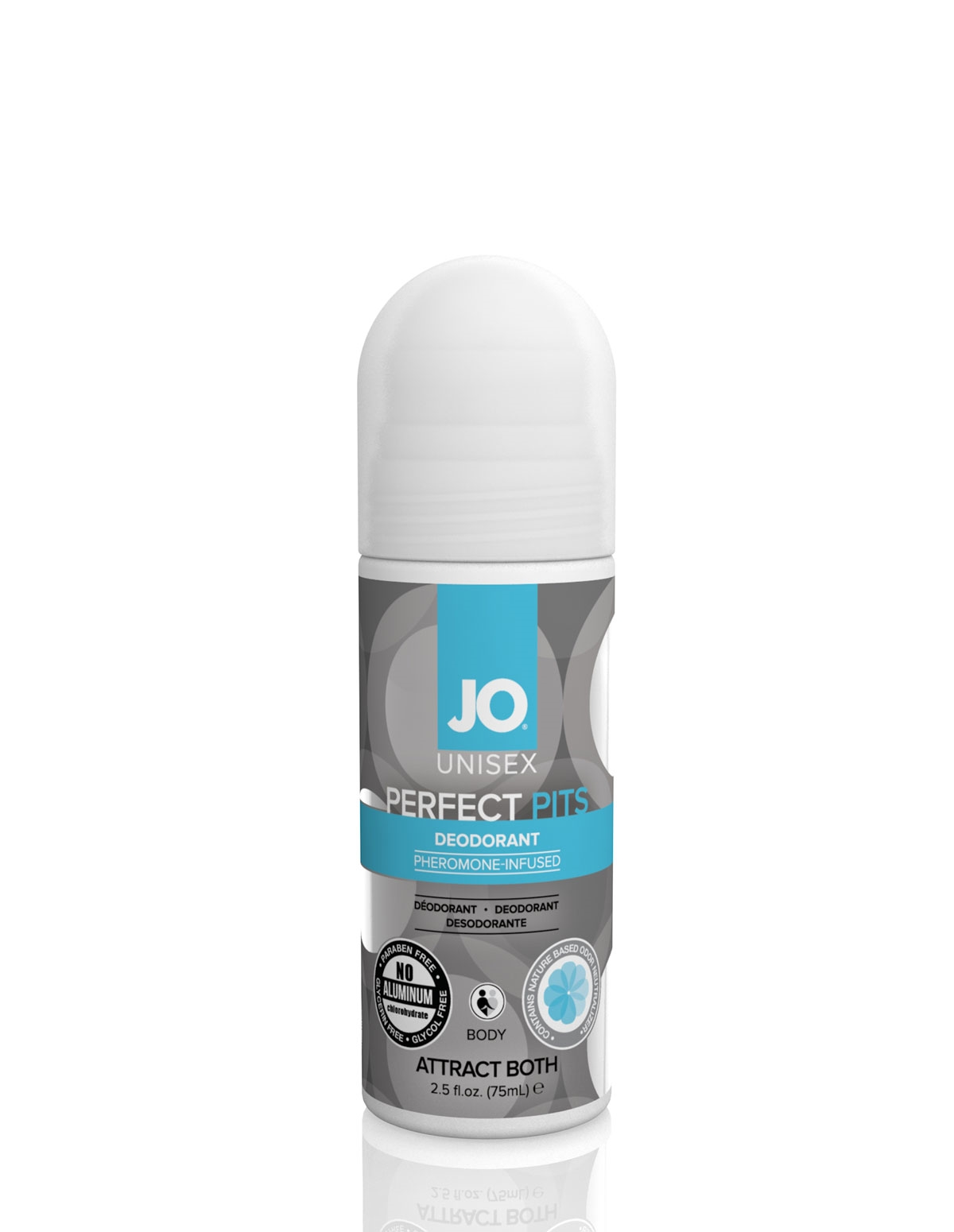 Perfect Pits Natural Unisex Deodorant