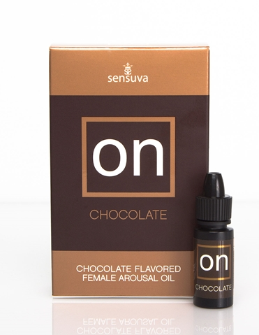 ON CHOCOLATE AROUSAL OIL