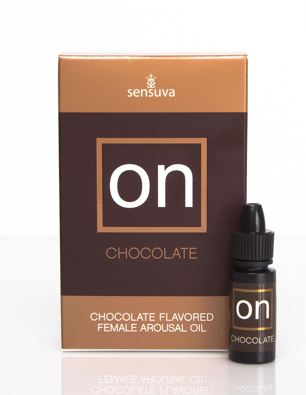 On Chocolate Arousal Oil