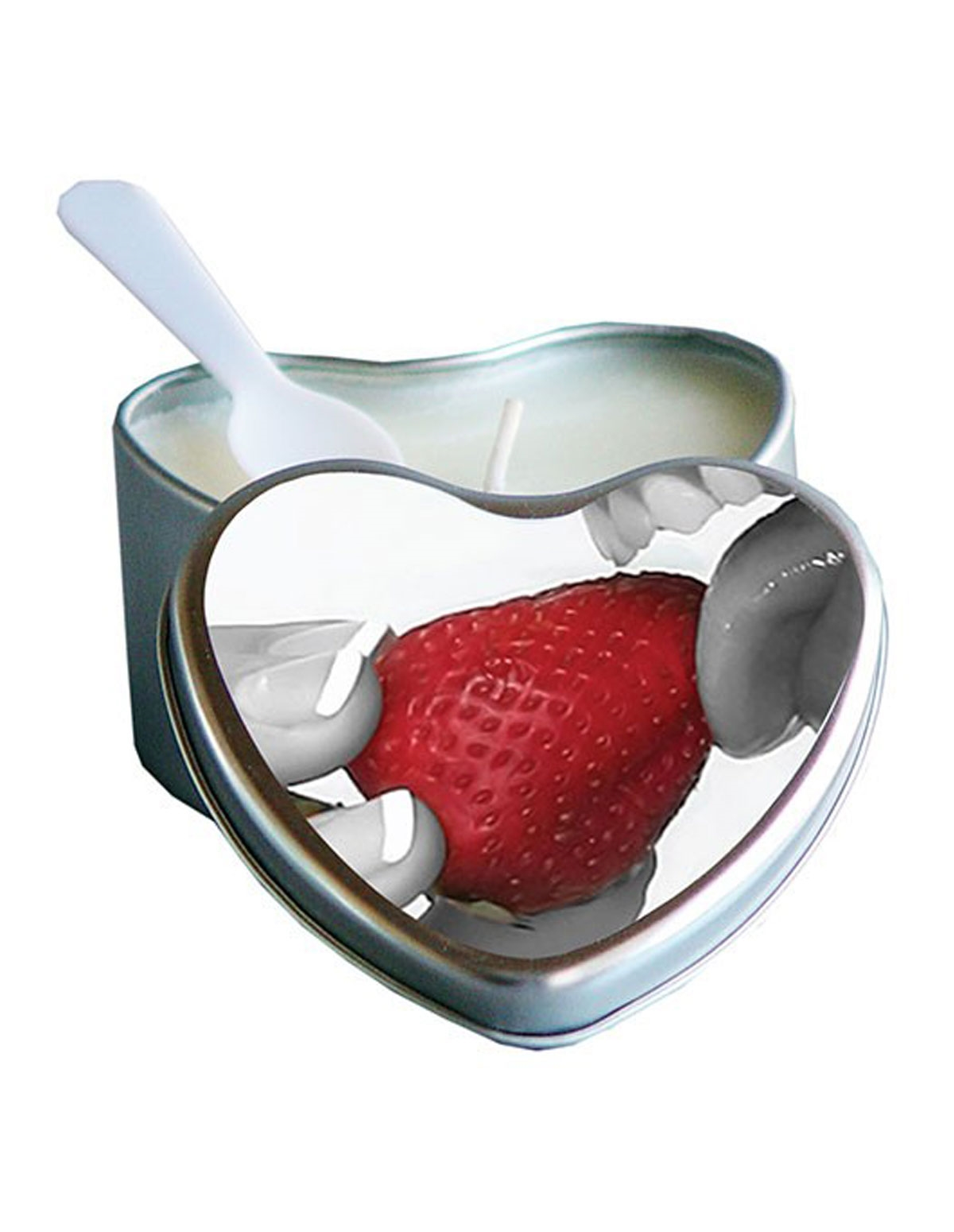 Strawberry Edible Massage Candle