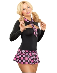 HORNY U SCHOOL GIRL COSTUME SET