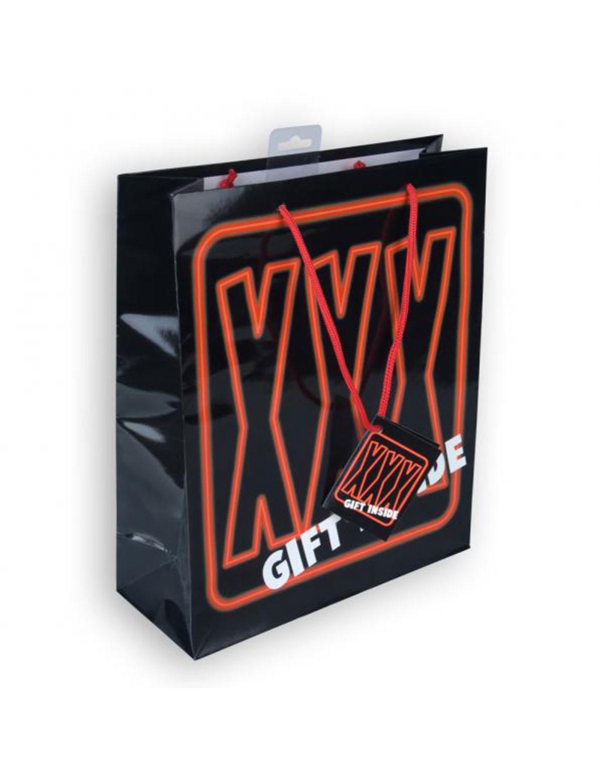 Xxx Gift Inside Bag