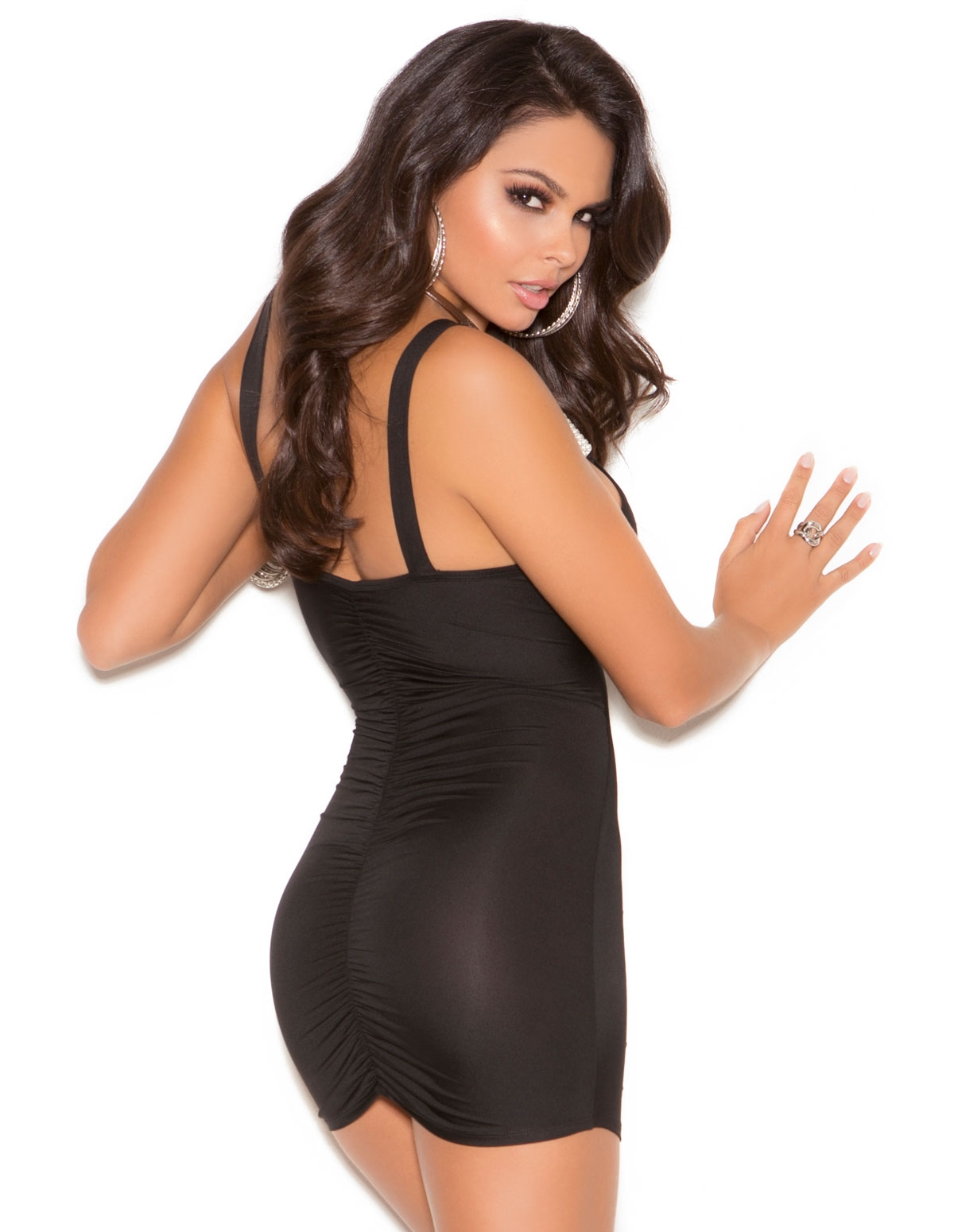 Shop spandex stretch dress at Neiman Marcus, where you will find free shipping on the latest in fashion from top designers.