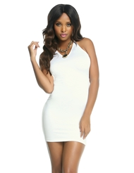 CLASSIC STRAP BACK DRESS